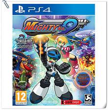 PS4 Mighty No. 9 Sony Playstation Platform Games Deep Silver