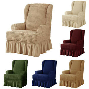 Elastic-Soft-Recliner-Chair-Cover-Wing-Back-Arm-Chair-All-Inclusive-Slipcover
