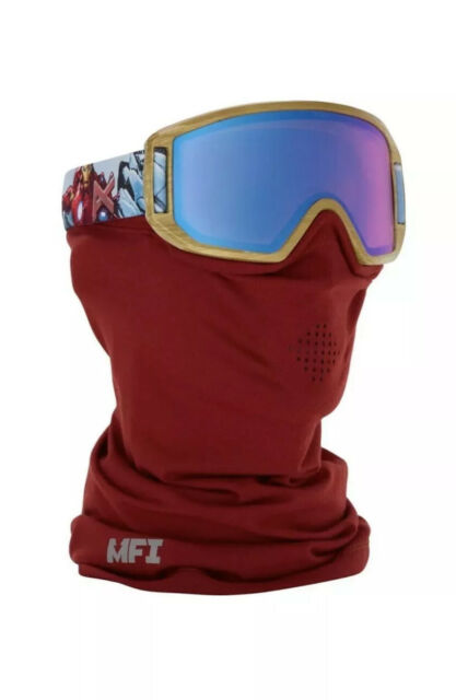 Anon Relapse Jr Snow Goggle 2016 Model All Colors Ironman Blue Amber 15238100642 For Sale Online Ebay
