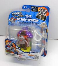2013 The Smurfs SWAPPZ App Game Collectables HACKUS - Re-sealed Box
