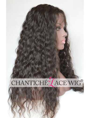 Curly Wig Full Lace Human Hair Wigs Black Women Glueless Indian Remy Lace Front