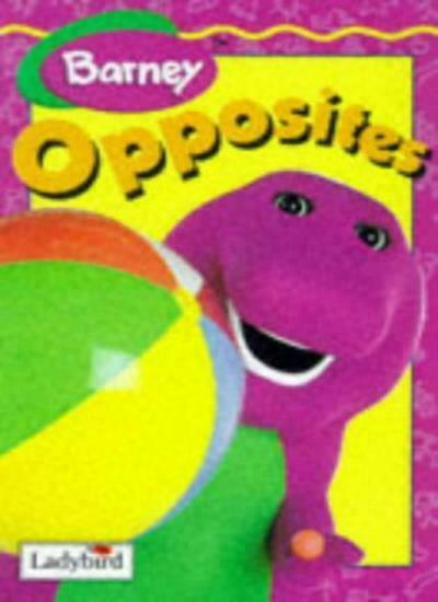 Barneys Book Of Opposites Learn With Barney Fun Books By Dudko Mary Ann Larsen For Sale Online Ebay