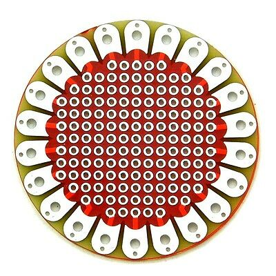 5x Prototype PCB for LilyPad Arduino Shield Board DIY.