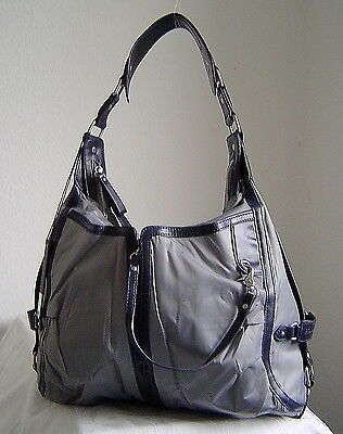 Fritzi aus Preußen Damen Handtasche  Silver Gold