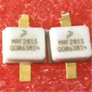 1PCS-MRF281S-Encapsulation-HF-power-module-RF-POWER-FIELD-EFFECT-TRANSISTORS