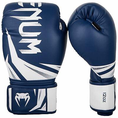 Venum Boxing Gloves Challenger 3.0 Black Gold Muay Thai MMA Sparring Kickboxing