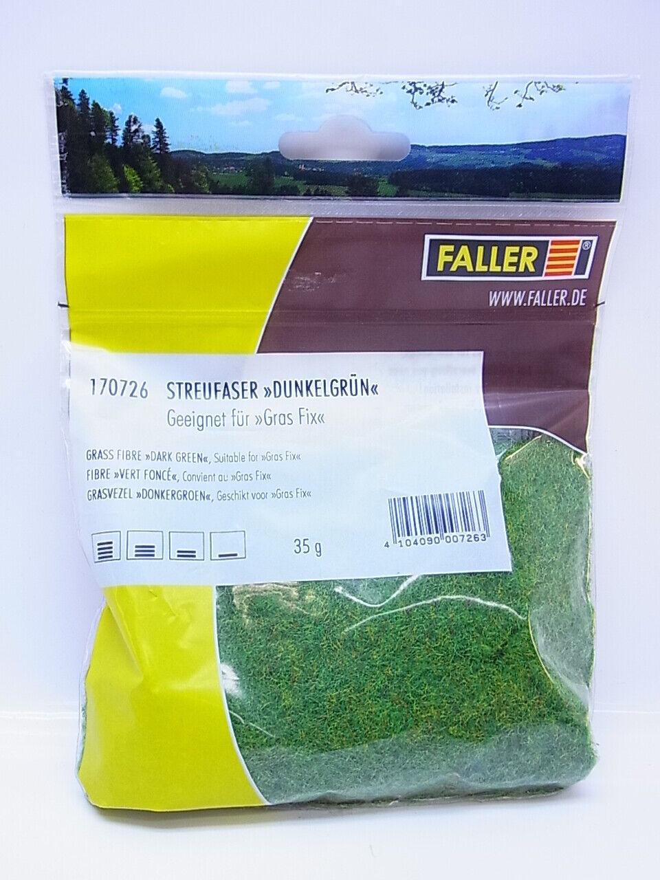 Kies Neuware 2,50 EUR//100 g 140 g Faller H0 170720 Streumaterial