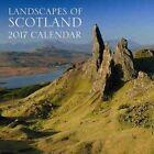 Landscapes of Scotland Calendar 2017 by Peony Press 9780754832720