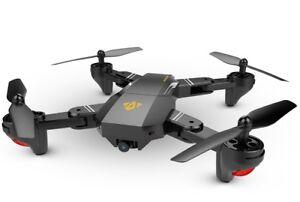 DRONE-VISUO-MOD-XS809-H-W-VGA-WIFI-FPV-TELECAMERA-RIPIEGABILE-CON-TELECOMANDO