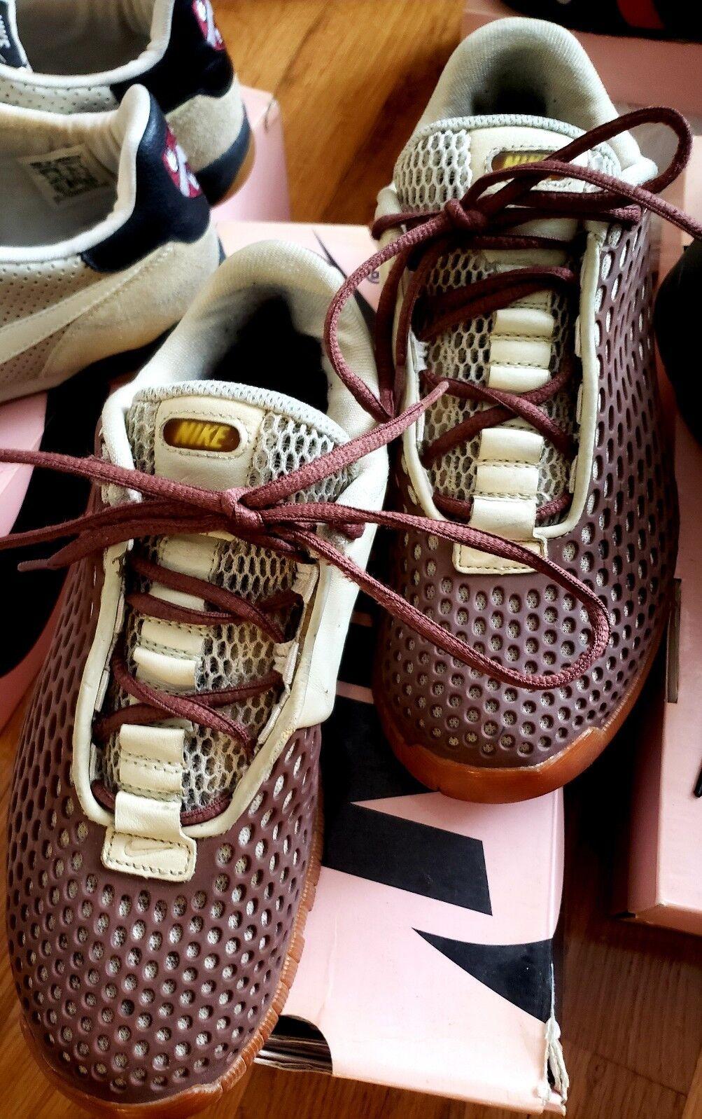 Nike SB Zoom Air E-Cue sz 9 Vapor Nutmeg