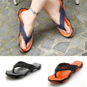 Men'S Sport Sandals Thongs Beach Flip Flops Slippers Shoes discount wholesale price outlet store Locations outlet locations clearance outlet Vd3yODh