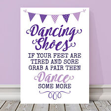 68e554636 item 7 Purple   Lilac Dancing Shoes Wedding Flip Flop Basket Table Sign 3  FOR 2 (PL5) -Purple   Lilac Dancing Shoes Wedding Flip Flop Basket Table  Sign 3 ...