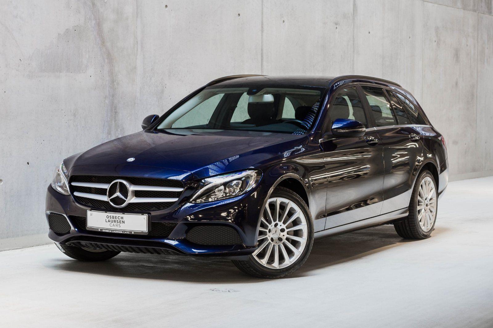Mercedes C250 d 2,2 stc. aut. 5d - 399.000 kr.