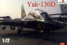 Amodel - Yakolev Yak-130D 130 D Russisches Kunstflugzeug Modell-Bausatz 1:72 kit