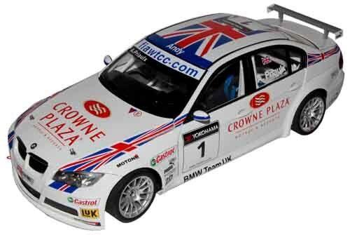 Autoart 1/18 2007 bmw 320si wtcc andy priaulx world touring cars | Respectueux De L'environnement