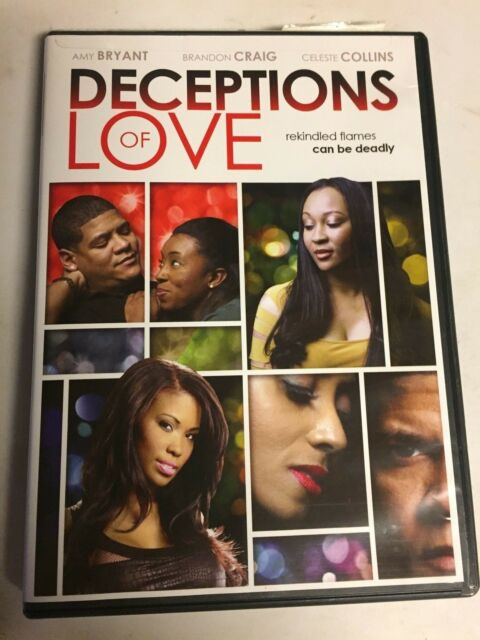 Deceptions of Love (DVD, 2013) Amy Cannon Bryant, Fantastic Shape!