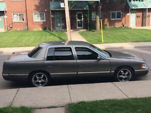 Cadillac Deville 71K!