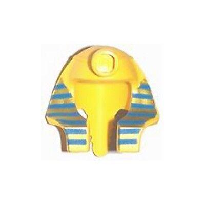 Lego HEADDRESS Yellow Minifigure MUMMY Egypt Hat Headgear