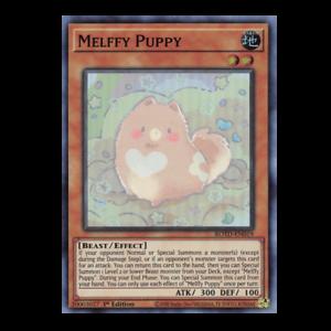x3 melffy puppy ROTD-EN019 super 1st