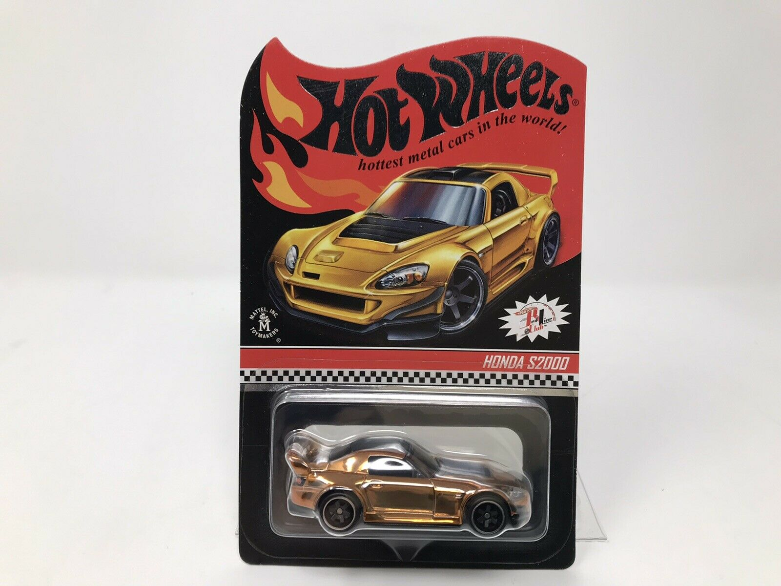 Hot Wheels 2019 RLC Exclusive Honda S2000 3562 10000 Free Shipping rot LINE CLUB