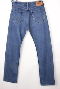 Levi's Strauss & Co Hommes 505 Jeans Jambe Droite Taille W32 L34 BCZ139