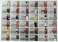 Panini Adrenalyn XL UEFA EURO 2020  - Auswahl Karten limited Edition + Master