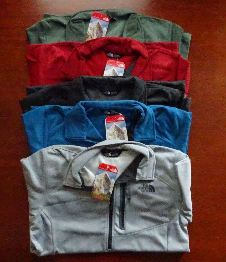 North Face Men's Canyonlands 1 2 Zip NWT New 2016 Fall Line
