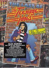 Alex Harvey - The Last Of The Teeage Idols, 4CD Box Set New