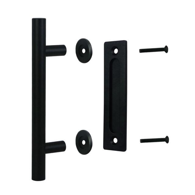 Sliding Doors Pull Handle Barn Vintage Hardware Lock Bracket Support Supplies
