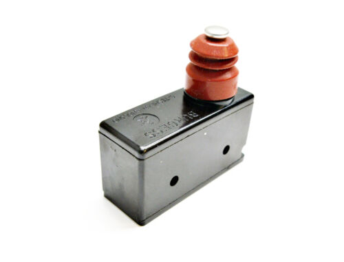 NEW BURGESS 3BR//103 PLUNGER SWITCH 3BR103
