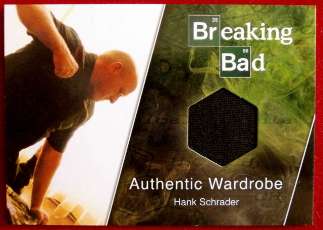 BREAKING BAD - HANK SCHRADER - COSTUME / WARDROBE Card - M2  - Cryptozoic 2014