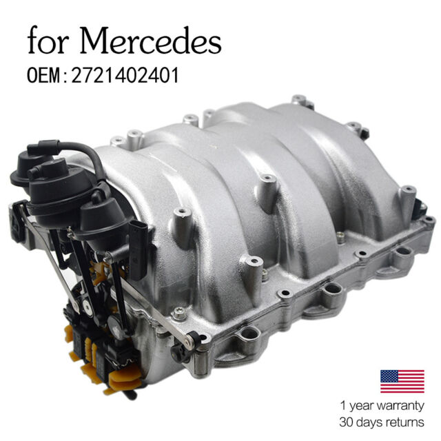 For Mercedes Benz C230 2006 2007 Modified Engine Intake Manifold A2721402401 Bcl Online Ebay