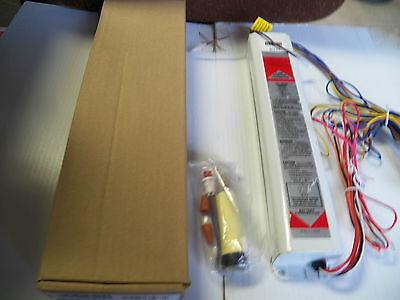 NEW MOBERN LIGHTING BALLAST B223 1400 LUMENS 120//277 VAC 60HZ 270mA 3.1W