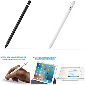 Black-White-Generic-Pencil-Stylus-For-Apple-iPAD-Pro-9-7-10-5-12-9-1st-2nd-6th