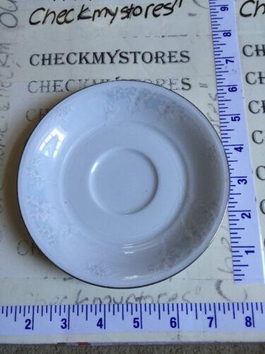 saucer plate 1 Vintage Noritake china Ireland #3369 Bambury one