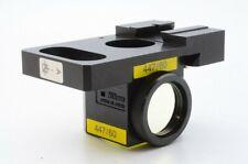 Clean Glass Nikon 44760 Filter Cube Fluorescence Microscope 21537