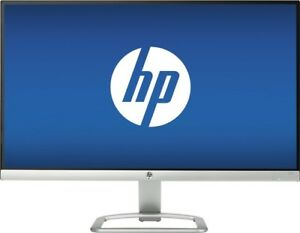"HP 27es 27"" IPS LED Full HD Monitor 1920 x 1080 7ms VGA, 2 x HDMI"