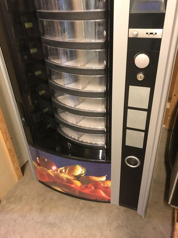 Slik og Sodavands automat