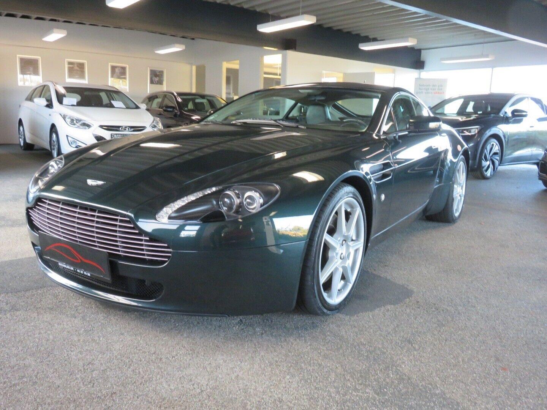 Aston Martin V8 Vantage 4,3 Coupé 2d