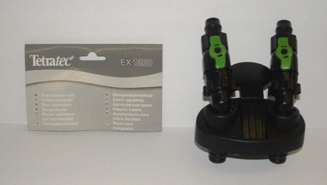 TETRATEC EX 1200 TAP UNIT/ HOSE ADAPTER. T703362/TH30659