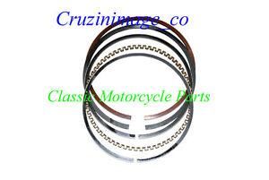 ◆HONDA XL500 Standard Piston Rings 89mm CI- XL500PR