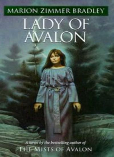 Lady of Avalon,Marion Zimmer Bradley