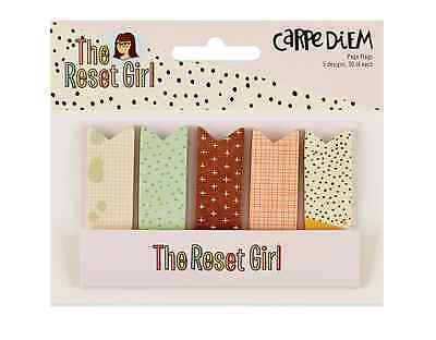 Simple Stories The Reset Girl Carpe Diem Planner - Page Flags Sticky Notes