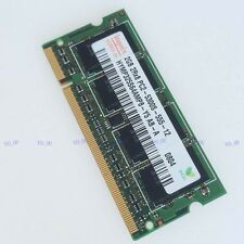 Hynix  2GB DDR2 667mhz PC2-5300 Sodimm Laptop Notebook Speicher 2RX8 Ram 8chips