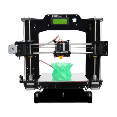 Geeetech 3d printer kit Full Acrylic I3 Pro X Reprap Prusa I3 unassembled kit