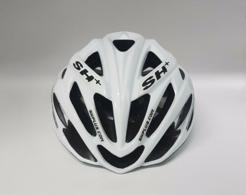 SH Italy Shabli Safety Road Cycling Bicycle Helmet White S-L 55-60cm