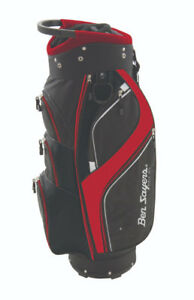 Ben Sayers - New - DLX Deluxe Cart Golf Bag + Free Delivery - Various Colours