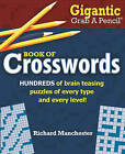 Gigantic Grab A Pencil Book of Crosswords by Inspirational Press (Paperback, 2016)