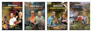 NEW Creation Proclaims Set of 4 DVD Volumes 1 2 3 Climbers Silent Hunter Amazon