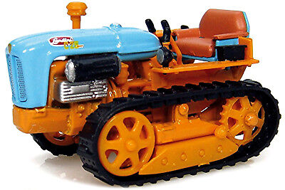 Blue 1:43 Top Watermelons Model Building Landini C 25 1957 Tractor Tractor Tug Orange Cars